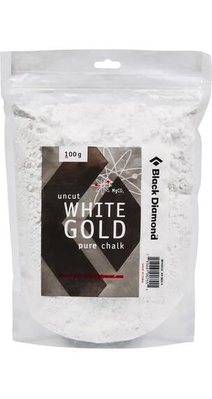 Black Diamond Uncut White Gold Pure Chalk Loose 100 g